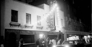 Stonewall Inn after riots.