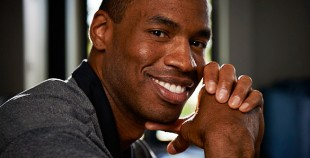 """I'm a 34-year-old NBA center. I'm black. And I'm gay,"" says Jason Collins.  Kwaku Alston/SI"