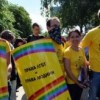 From Pink News UK: First Gay Pride March in Kiev, Ukraine